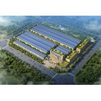 Q235 / Q345 Steel Prefabricated Homes , Class One Quick Build Warehouse Manufactures
