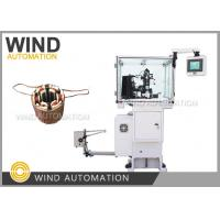 Brushless Motor Inslot Stator Coil Needle Winding and Tapping Machine Manufactures