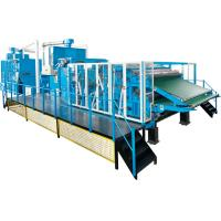 China Single Layer Nonwoven Thermobonding Oven For Soft Waddings Without Glue wholesale