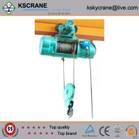 Made In China Crane Hoist Manufactures