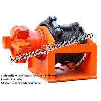 free fall hydraulic winch manufacturer Manufactures