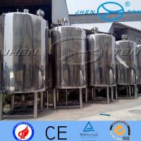 Small Buffer Galvanised Water Tanks For Storage Cleaning System , Water Storage Tank Price Manufactures