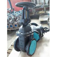High performance ANSI B16.10 cast iron body, cast bronze seat gate valve Manufactures