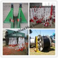 Made Of Cast Iron,Ground-Cable Laying,Cable drum trestles,Cable Drum Jacks Manufactures