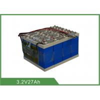 China Pollution - Free Lifepo4 Prismatic Battery , Solar Battery Lithium Iron Phosphate on sale