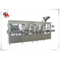 China Automatic Bottle Water Washing Filling Capping Machine , Filling Line Equipment Easy Operation on sale