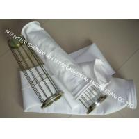Anti - Static Dust Collector Filter Bags , Dust Filter Bag For Coal Dust Collecting Manufactures