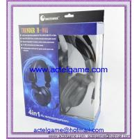 PS4 PS3 Xbox360 PC 4in1 Headphone PS4 game accessory Manufactures