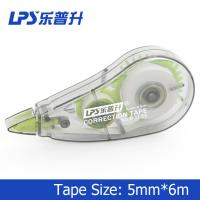 China Ergonomic Plus Fix Correction Tape For Colored Paper 5MM X 6M  90191 on sale