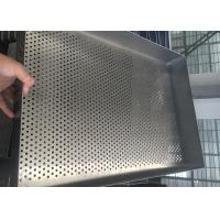 Top sell stainless steel wire mesh baking filter tray Manufactures
