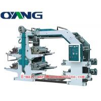 Quality YT-41200 Four Color Flexographic Printing Machine for sale