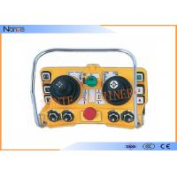 Double and Single  Speed Wireless Hoist Remote Control  Joystick  F24-60 Manufactures