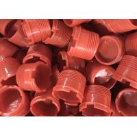 Buy cheap Plastic injection molded drill pipe thread protector for sale from wholesalers