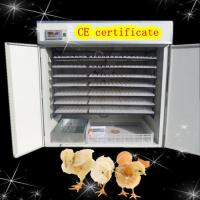 Quality Automatic Egg-Turning Poultry Incubators Hatchery for Chicken Duck Turkey Goose Quail Eggs (YZITE-14) for sale