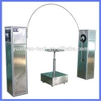 17 Rpm Waterproof Test Equipment , Simulated LED Fixture Flush Water Jet Test Chamber Manufactures