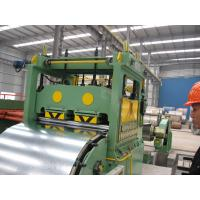 China Cut To Length Line Machine , Galvanzied Steel Coil Cutting Machine Stable on sale