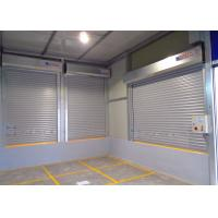 Industrial Outside / Inside Sectional Doors Safe 40mm Insulated Sandwich Panel Manufactures