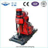 GXY-1B 50-150m Depth Exploration Drilling Rig,Tunnel Drilling Machine Manufactures