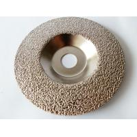 China 5 Inch - 7 Inch Diamond Grinding Disc For Hard Stone / Marble / Granite on sale