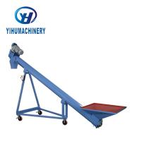 Industrial Tube Conveyor Material Handling Equipment for Conveying Goods Manufactures