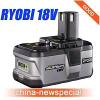 Ryobi 18V P104 compact Lithium Ion Battery ONE+ Power tool battery - Free Shipping ! Manufactures