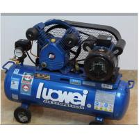 Automotive Electric Air Compressor , Horizontal Air Compressor For Painting Manufactures