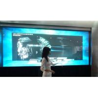 China OEM 200 / 500 Inch Infrared Touch screen Panel with USB Controller, touch wall on sale