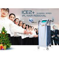 Stationary AFT / OPT IPL Laser Equipment , 50 / 60Hz ipl permanent hair reduction Manufactures