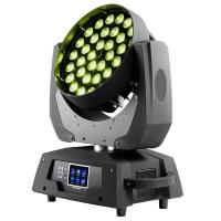 High Quality Stage Wash 10 Watt x 36 LED Moving Head (RGBW) with Zoom Manufactures
