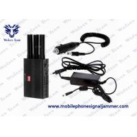 Selectable Cell Phone Signal Jammer 3G Lojack GPS For Examination Hall Manufactures