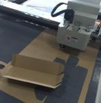 carton sample making cnc cutting small production making machine Manufactures