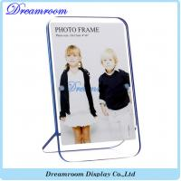 Custom Clear Acrylic Magnetic Photo Frame for Wholesaler Manufactures