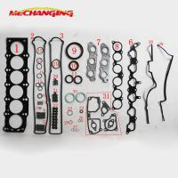 China 2JZGE METAL full set for LEXUS SC GS TOYOTA CROWN engine gasket 04111-46093 04111-46064 50137600 on sale