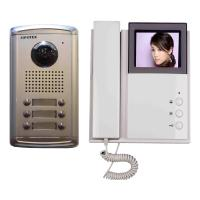 Buy cheap Video Door Phone for Multi Apartments from wholesalers