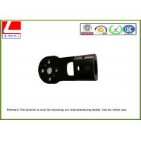 Quality Black Anodization Precision Turned Components , CNC Turning Milling Aluminium Parts for sale