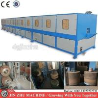 Stainless Steel Pipe Polishing Machine , Square / Rectangle Tube Polisher Manufactures
