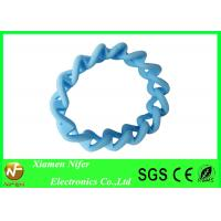 Hollow Style Sports Silicone Bracelets Customized Silicon Bangles for Promotional