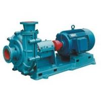 ZJ Single Suction Horizontal Cantilever Slurry Pump Centrifugal Single Stage Manufactures