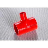 Ozone Resistance Smooth T Shape AUTO Silicone Rubber Hose with Polyester or Nome Manufactures
