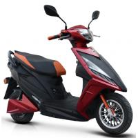 China Unfolded Battery Powered Scooters For Adults 800-1200 Watt Brushless DC Motor on sale