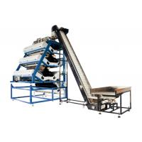 High Precision Tea Colour Sorter Four Layer , Multi Use Optical Sorting Machine Manufactures