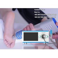 Low Intensity Extracorporeal ESWT Shockwave Therapy Machine With Precise Compressed Air Source Manufactures