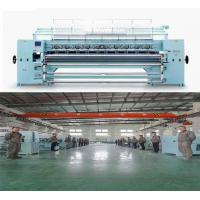 5.2kw Multi Needle Quilting Machines In Decorations Luggage And Garment Manufactures