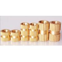 Brass Insert Nut for Set Top Box,brass Nut,knurled copper nut Manufactures
