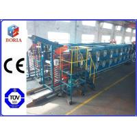 China Hanging Rod Type Rubber Compound Mixing Equipment Batch Off Unit SGS Certificated on sale