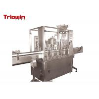 Aseptic Filling System Industrial Food Processing Equipment For Beverage 200L Big Manufactures