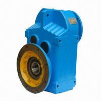 FAF Series Helical Gear Motor, Low Noise, High Efficiency Manufactures