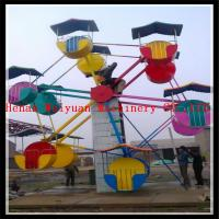 China 6 cabins kids mini ferris wheel for sale attractions hot sale used ferris wheel on sale