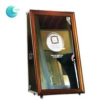 China cabina fotos kiosk high tech espejo magico 65 inch selfie photo booth for sale Manufactures