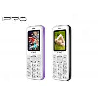 1.77 Inch GSM IPRO Mobile Phone Support 0.08MP Camera And Flashlight Manufactures